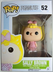 Funko POP! Peanuts vinyl 3.2 inch figure - Sally Brown Funko, Peanuts, Action Figures, 2015, Christmas