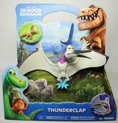 The Good Dinosaur - Thunderclap Pterodactyl Figure Tomy, The Good Dinosaur, Action Figures, 2015, kidfare