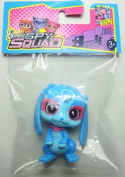 Barbie Spy Squad - 2.5 inch Techbot - Blue Bunny