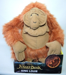 Disney Jungle Book 12 inch King Louie plush Just Play, Jungle Book, Plush, 2015, kidfare
