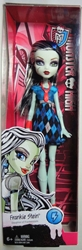 Monster High basic Doll - Frankie Stein Mattel, Monster High, Dolls, 2015, teen, fashion, movie