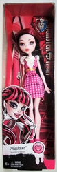 Monster High basic Doll - Draculaura Mattel, Monster High, Dolls, 2015, teen, fashion, movie