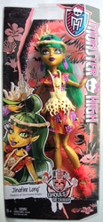 Monster High Ghouls Getaway Doll - Jinafire Long Mattel, Monster High, Dolls, 2015, teen, fashion, movie