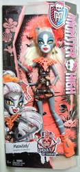 Monster High Ghouls Getaway Doll - Meowlody Mattel, Monster High, Dolls, 2015, teen, fashion, movie