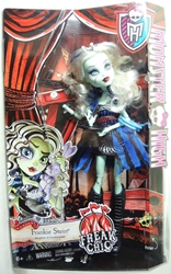 Monster High Freak du Chic Doll - Frankie Stein Mattel, Monster High, Dolls, 2015, teen, fashion, movie