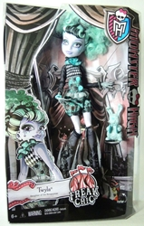 Monster High Freak du Chic Doll - Twyla Mattel, Monster High, Dolls, 2015, teen, fashion, movie