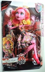 Monster High Freak du Chic Doll - Gooliope Jelligton 17 inch Mattel, Monster High, Dolls, 2014, teen, fashion, movie