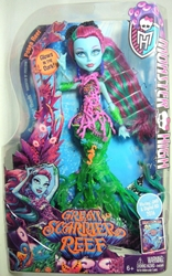 Monster High Great Scarrier Reef - Posea Reef Mattel, Monster High, Dolls, 2015, teen, fashion, movie