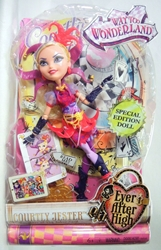 Ever After High Way Too Wonderland Doll - Courtly Jester Mattel, Ever After High, Dolls, 2015, fantasy