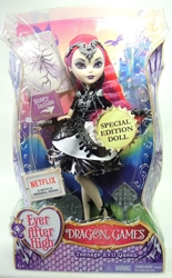 Ever After High Dragon Games - Teenage Evil Queen Mattel, Ever After High, Dolls, 2015, fantasy