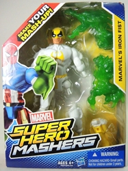 Marvel Super Hero Mashers 6 inch Figure - Iron Fist Hasbro, Marvel, Action Figures, 2015, superhero, comic book