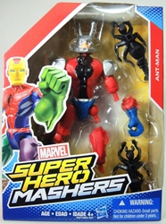 Marvel Super Hero Mashers 6 inch Figure - Ant-Man Hasbro, Marvel, Action Figures, 2015, superhero, comic book