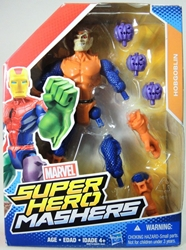 Marvel Super Hero Mashers 6 inch Figure - Hobgoblin Hasbro, Marvel, Action Figures, 2015, superhero, comic book