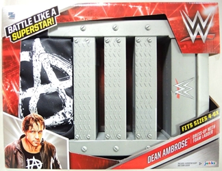 WWE Dress-up Roleplay Set - Dean Ambrose Foam Ladder & shirt Jakks, WWE, Cosplay, 2016|Color~grey, wrestling, tv show