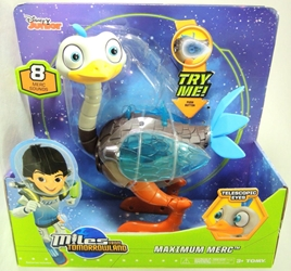 Miles from Tomorrowland Figure - Maximum Merc Tomy, Miles from Tomorrowland, Action Figures, 2015, kidfare