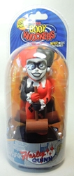 NECA DC Solar Powered Body Knocker - Harley Quinn