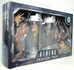 NECA Aliens Creatures Pack with 2 LED Stasis Chambers - 9787-9739CCVGYV