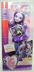 Ever After High Doll - Kitty Cheshire Mattel, Ever After High, Dolls, 2015, fantasy