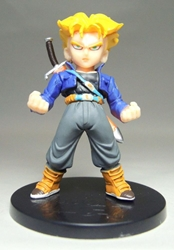 Dragon Ball GT small figure - SS Trunks China, Dragon Ball GT, Action Figures, 2016, anime