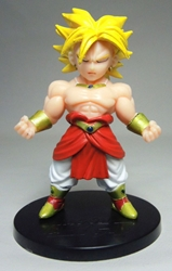 Dragon Ball GT small figure - Broly (shirtless) China, Dragon Ball GT, Action Figures, 2016, anime