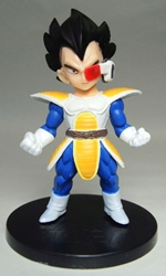 Dragon Ball GT small figure - Vegeta (eyepatch) China, Dragon Ball GT, Action Figures, 2016, anime