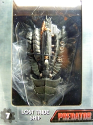 NECA CineMachines Die Cast Collectibles Series 2 Predator Lost Tribe Ship NECA, Predators, Action Figures, 2016, scifi, movie