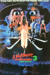 NECA Nightmare on Elm Street 7 inch Ultimate Figure - Dream Warriors Freddy