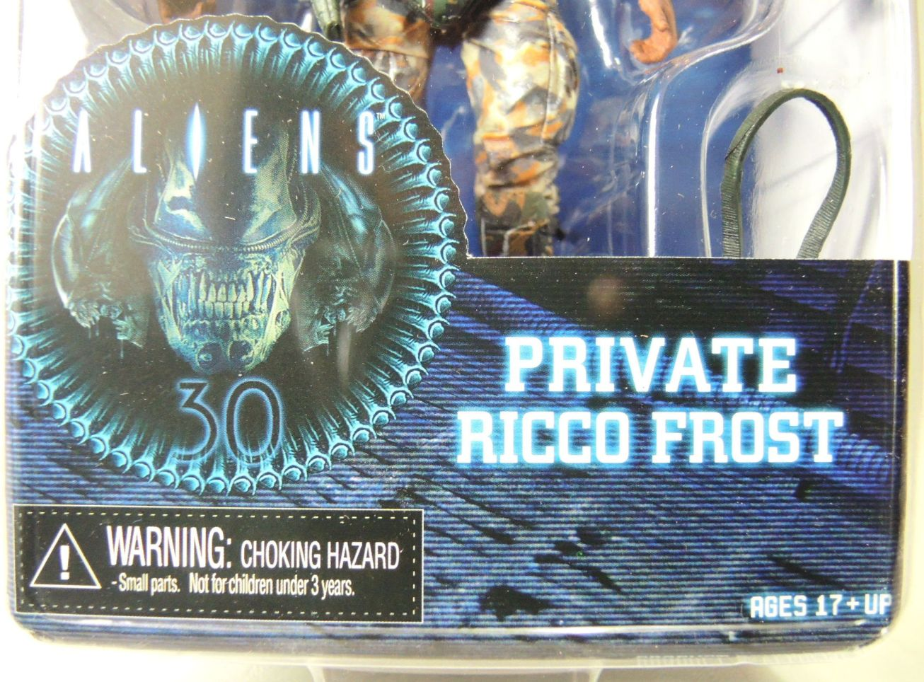 NECA Aliens Series 9 Action Figure - Private Rico Frost - 9883-9833CCVTYC