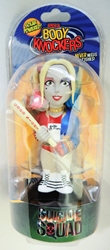 NECA Suicide Squad Movie Body Knocker Harley Quinn NECA, Suicide Squad, Bobble-Heads, 2016, action, movie