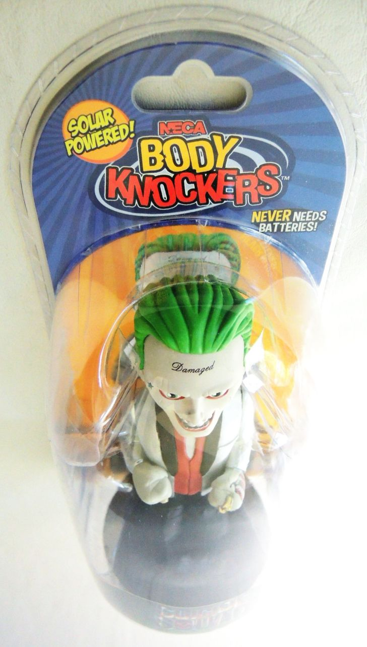NECA Suicide Squad Movie Body Knocker The Joker - 9886-9836CCCUMA