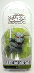 NECA Scalers 2 inch - Ghostbusters Terror Dog NECA, Ghostbusters, Action Figures, 2016, fantasy, conedy, movie