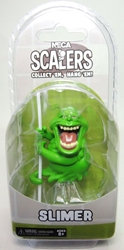 NECA Scalers 2 inch - Ghostbusters Slimer NECA, Ghostbusters, Action Figures, 2016, fantasy, conedy, movie