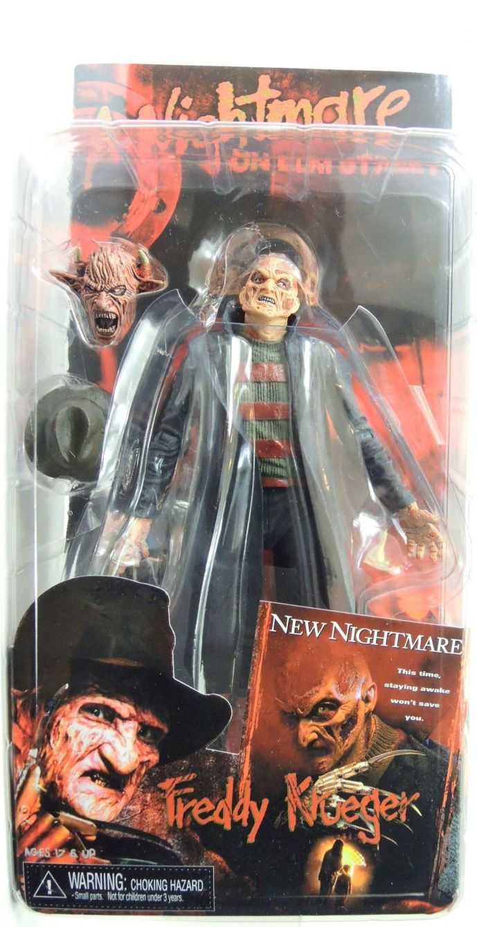 NECA Nightmare on Elm Street 7 inch Figure - New Nightmare Freddy NECA, Nightmare on Elm Street, Action Figures, 2016, horror, halloween, movie