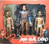 NECA Ash vs Evil Dead figure 3-pack - Bloody Ash vs Demon Spawn NECA, Ash vs Evil Dead, Action Figures, 2016, horror, halloween, tv show