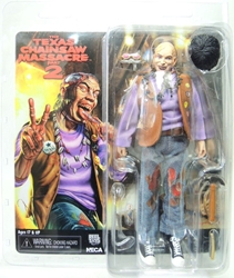 NECA Texas Chainsaw Massacre Part 2 Chop Top NECA, Texas Chainsaw Massacre, Action Figures, 2016, horror, halloween, movie