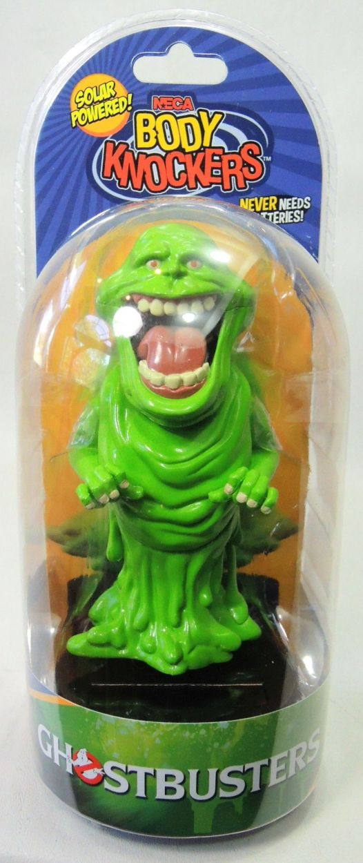 NECA Ghostbusters - Body Knocker - Slimer