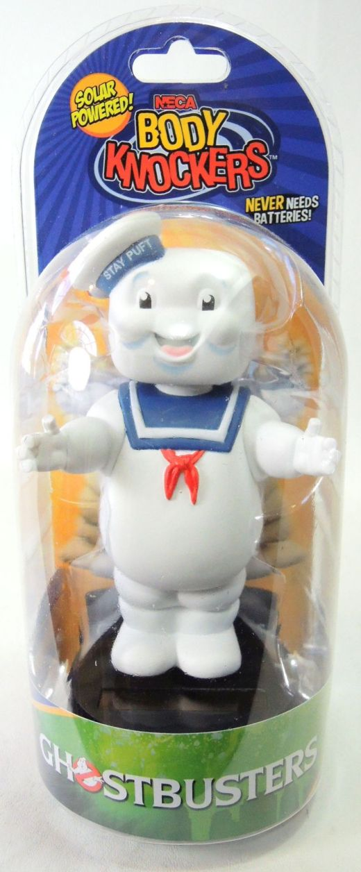 NECA Ghostbusters - Body Knocker - Stay Puft
