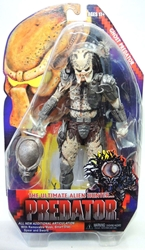 NECA Predator Series 16 Ghost Predator NM NECA, Predators, Action Figures, 2016, scifi, movie