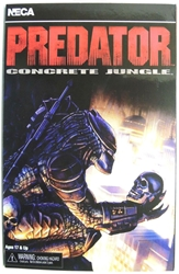 NECA Predator Concrete Jungle - Ultimate Video Game Appearance Figure - Scarface NECA, Predators, Action Figures, 2016, scifi, movie