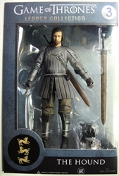 Funko Legacy Collection Game of Thrones Figure - The Hound Funko, Game of Thrones, Action Figures, 2016, fantasy, tv show