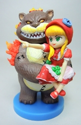 League of Legends 3 inch Figure - Annie 017 China, League of Legends, Action Figures, 2016, anime, video game