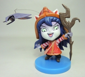 League of Legends 3 inch Figure - Lulu  019 China, League of Legends, Action Figures, 2016, anime, video game