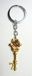 Hearthstone alloy keychain - Gold Arena Key China, Hearthstone, Necklace, 2015|Color~bronze, fantasy, game