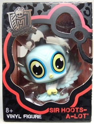 Monster High 2.5 inch Vinyl Pet Figure - Sir Hoots-a-Lot Mattel, Monster High, Dolls, 2015, teen, fashion, movie