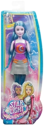 Barbie Star Light Adventure - 12 inch Galaxy Twin doll (purple hair)