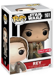 Funko POP! Star Wars 3.75 inch figure - Rey #161 Funko, Star Wars, Action Figures, 2016, scifi, movie