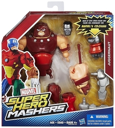 Marvel Super Hero Mashers 6 inch Figure - Juggernaut Hasbro, Marvel, Action Figures, 2015, superhero, comic book