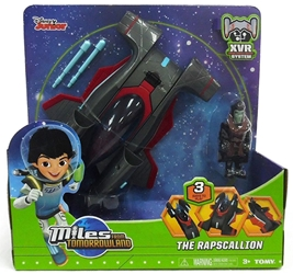 Miles from Tomorrowland vehicle - The Rapscallion Tomy, Miles from Tomorrowland, Action Figures, 2016, kidfare
