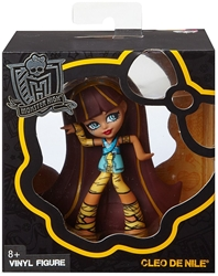 Monster High 4 inch Vinyl Figure - Cleo de Nile Mattel, Monster High, Dolls, 2014, teen, fashion, movie