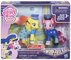 My Little Pony Wonderbolts - Fluttershy & Pinkie Pie Hasbro, My Little Pony, Littlest Pet Shop, 2015, cute animals